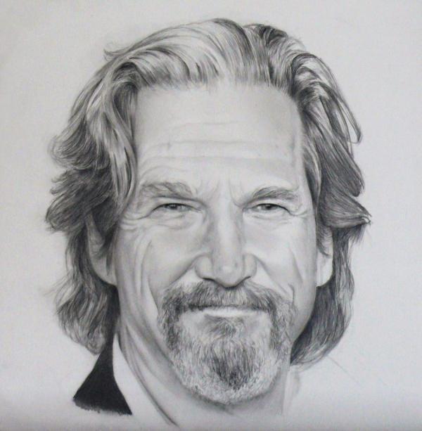 Jeff Bridges par akalinz